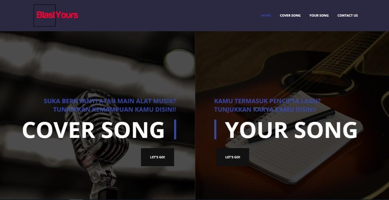 Punya Talent Bermusik atau Mencipta Lagu? Join BlastYours!