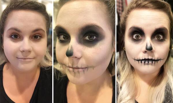 6 tips Make Up Halloween yang bikin serangan Jantung
