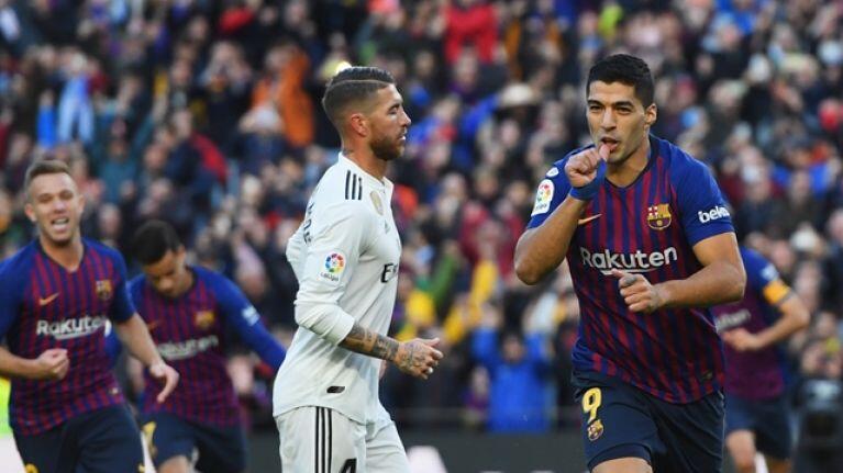 Kekalahan-Kekalahan Telak Real Madrid di El Clasico