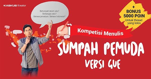 Selamar Hari Bertukar Rasa Muda-Mudi Indonesia. Dapet Salam dari Kalijodo!