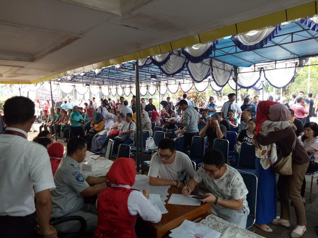166 Keluarga Korban Didatangkan ke Jakarta