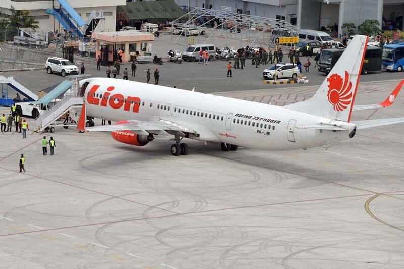 SAR Kerahkan Tim Cari Lion Air JT610