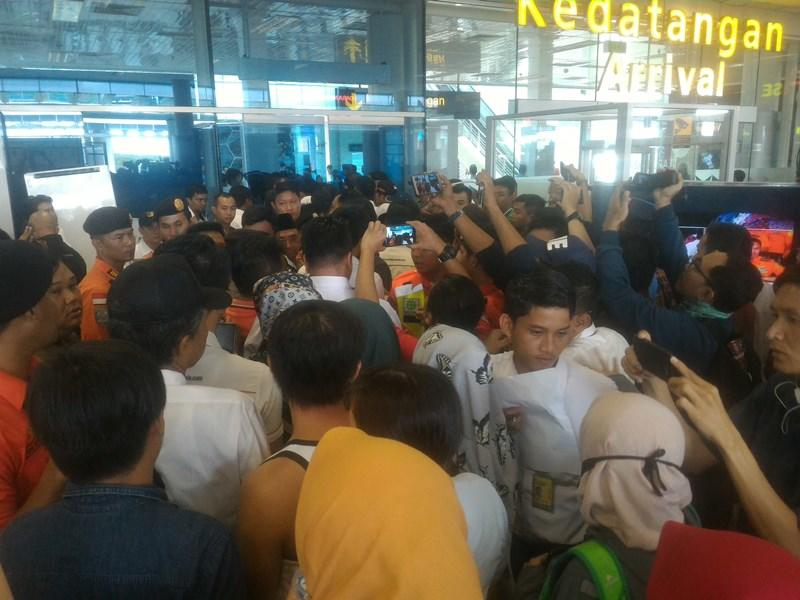 Keluarga Korban Lion Air Diminta Bersabar