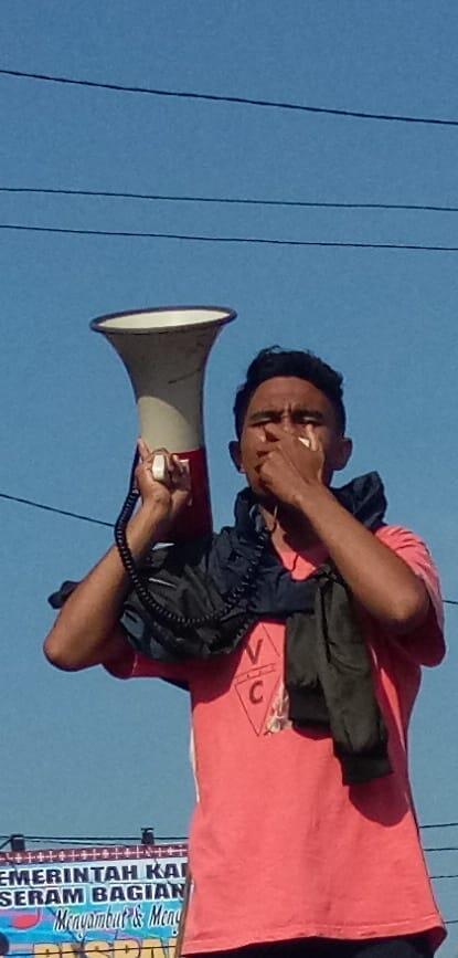 Masih Bersumpah Pemuda Indonesia
