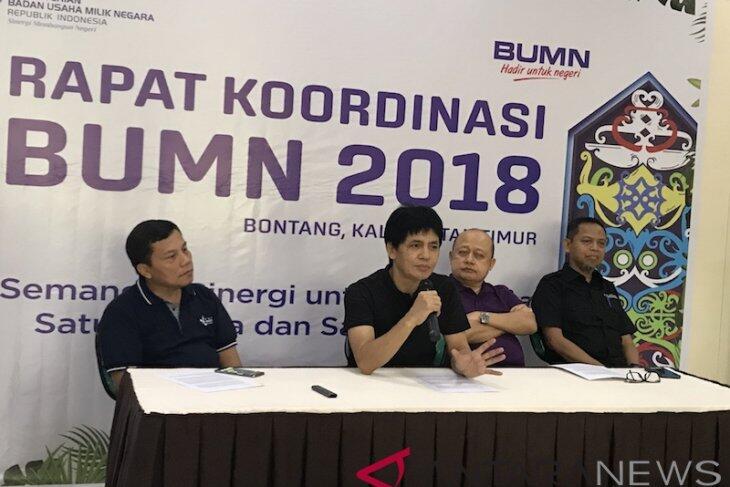 Pupuk Indonesia Proyeksikan Ekspor 2018 Tembus Rp9,9 Triliun