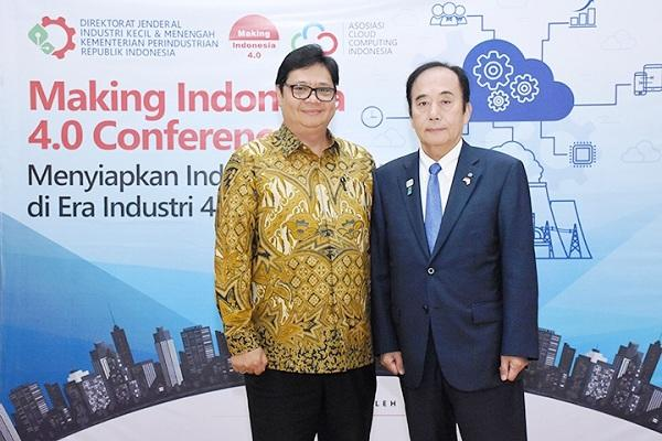 Menperin Akui Industri Jamu Andalan Ekonomi Indonesia