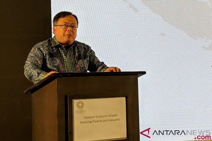 Bappenas: Indonesia Masuki Era Baru Pengambilan Kebijakan Investasi