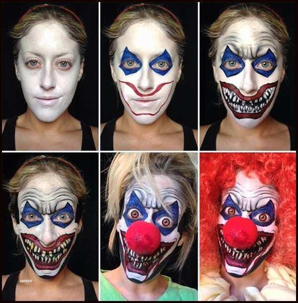 Buat Lo yang Mau ke Halloween Party, Cus Ikutin Tutorial Makeup Ini Sis !
