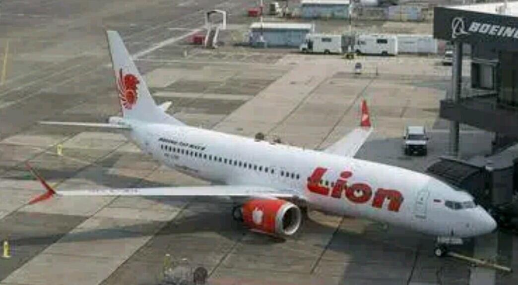 Kabar Jatuhnya Lion Air Mendunia, Kecelakaan Pertama Pesawat Boeing 737-8 Max