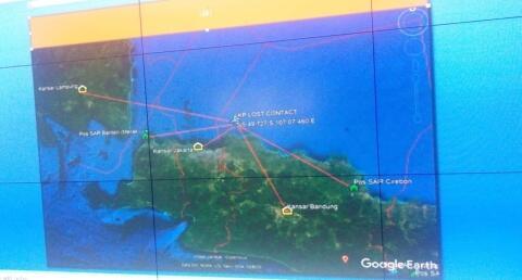 Breaking News: Basarnas Pastikan Pesawat Lion Air JT 610 Jatuh
