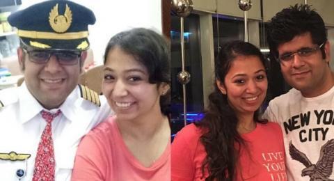 Bhavye Suneja, Pilot Asal India Lion Air JT 610 Yang Baru Menikah