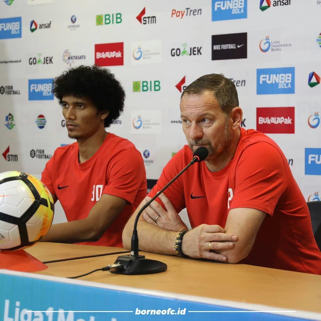 Preview Borneo FC Vs Bhayangkara FC: Sanksi Dadakan Bukan Halangan