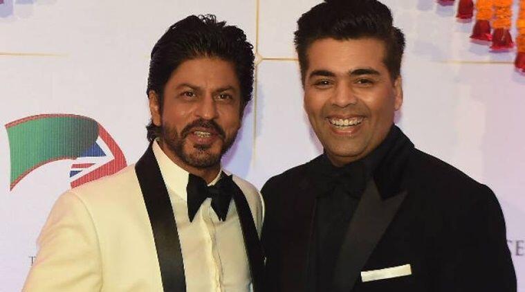 6 Film Duo Sahabat Sha Rukh Khan dan Karan Johar yang Sukses Habis