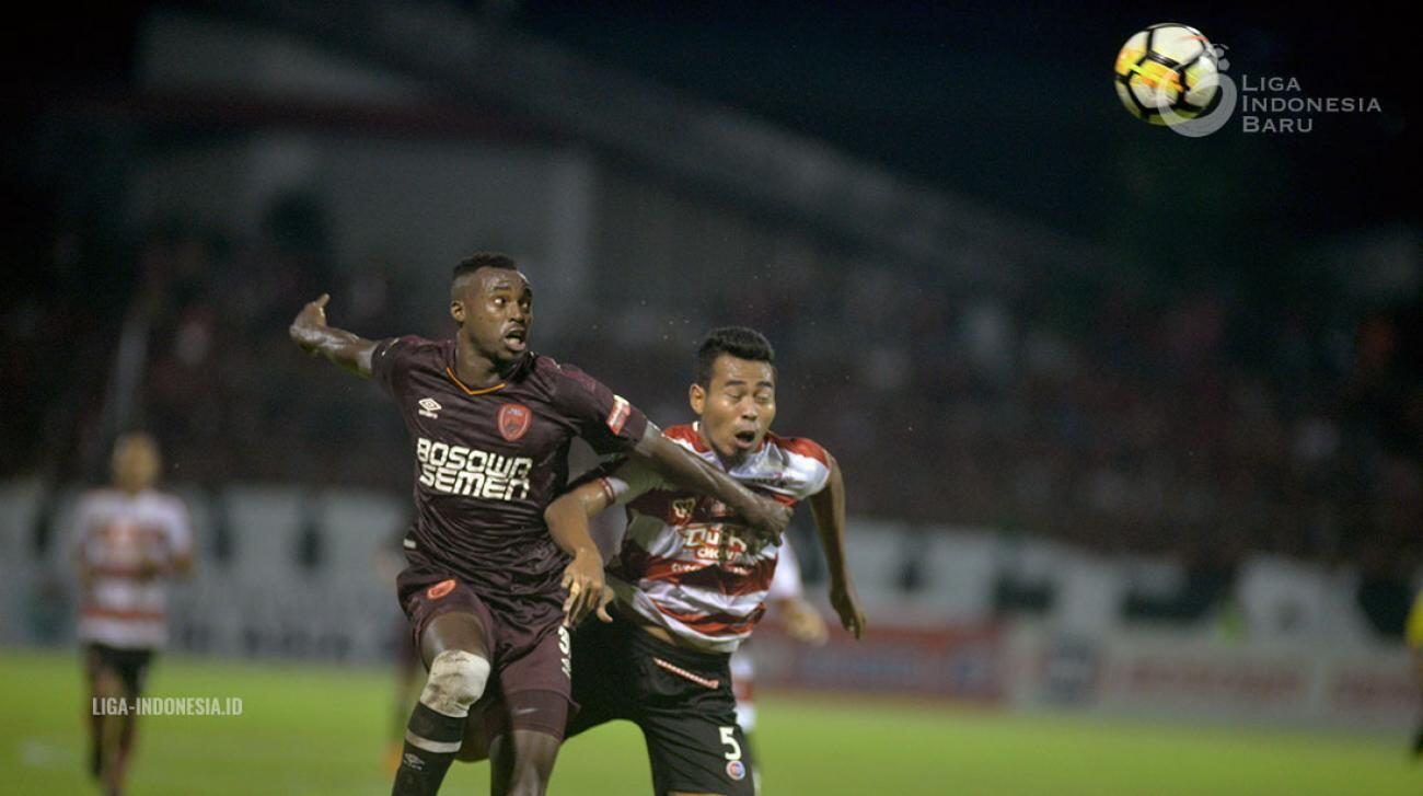 Preview Madura United Vs PSM: Saling Sikut Sesama Penghuni Papan Atas