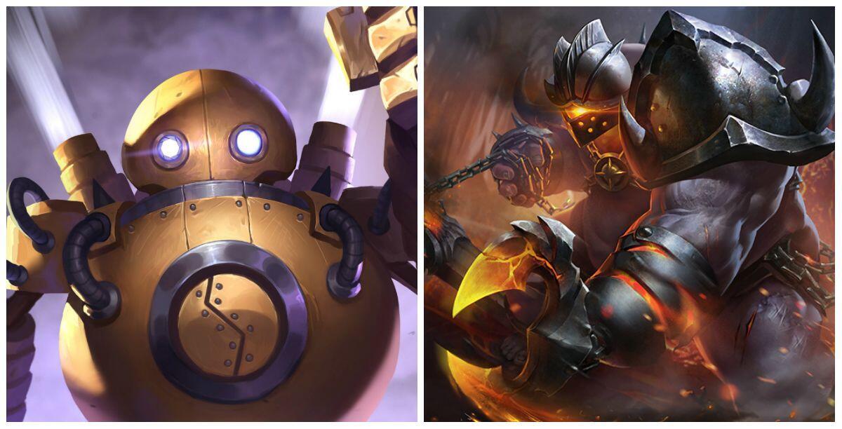 5 Hero Arena of Valor Ini Mirip dengan Hero di League of Legends Lho!