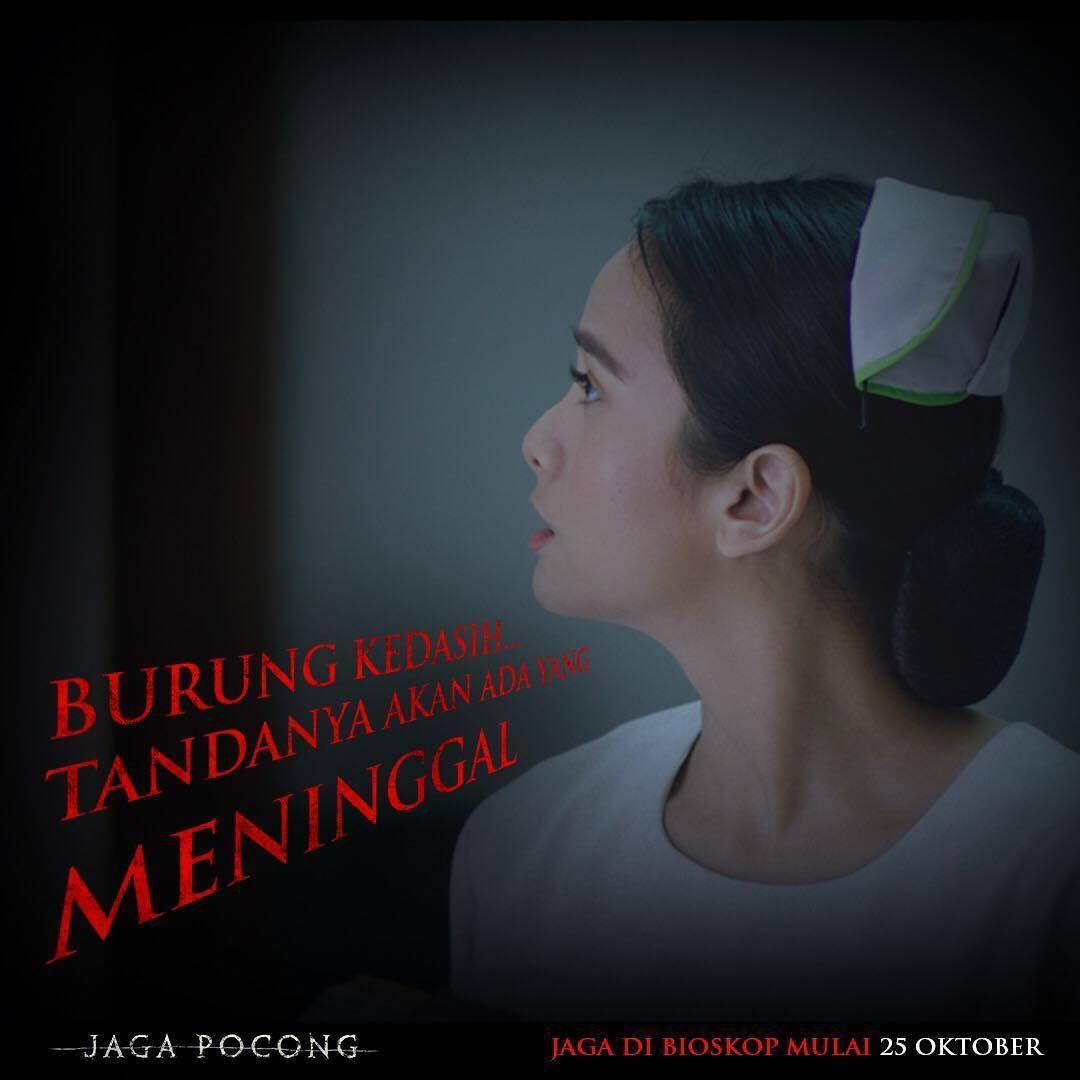 Review Film Jaga Pocong, Semalaman Jaga Jenazah dan Pertaruhkan Nyawa
