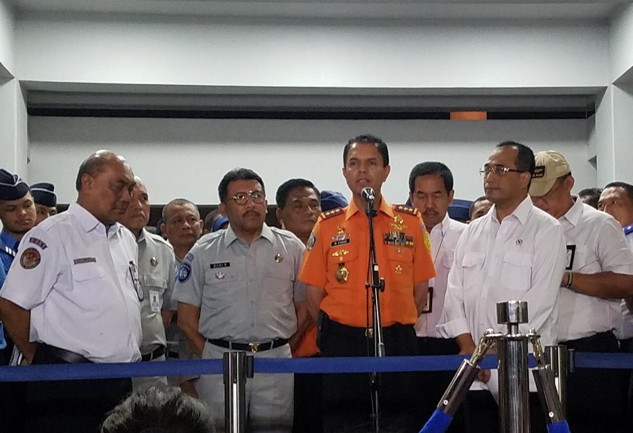 Singapura Kirim Bantuan Peralatan untuk Pencarian Black Box Lion Air