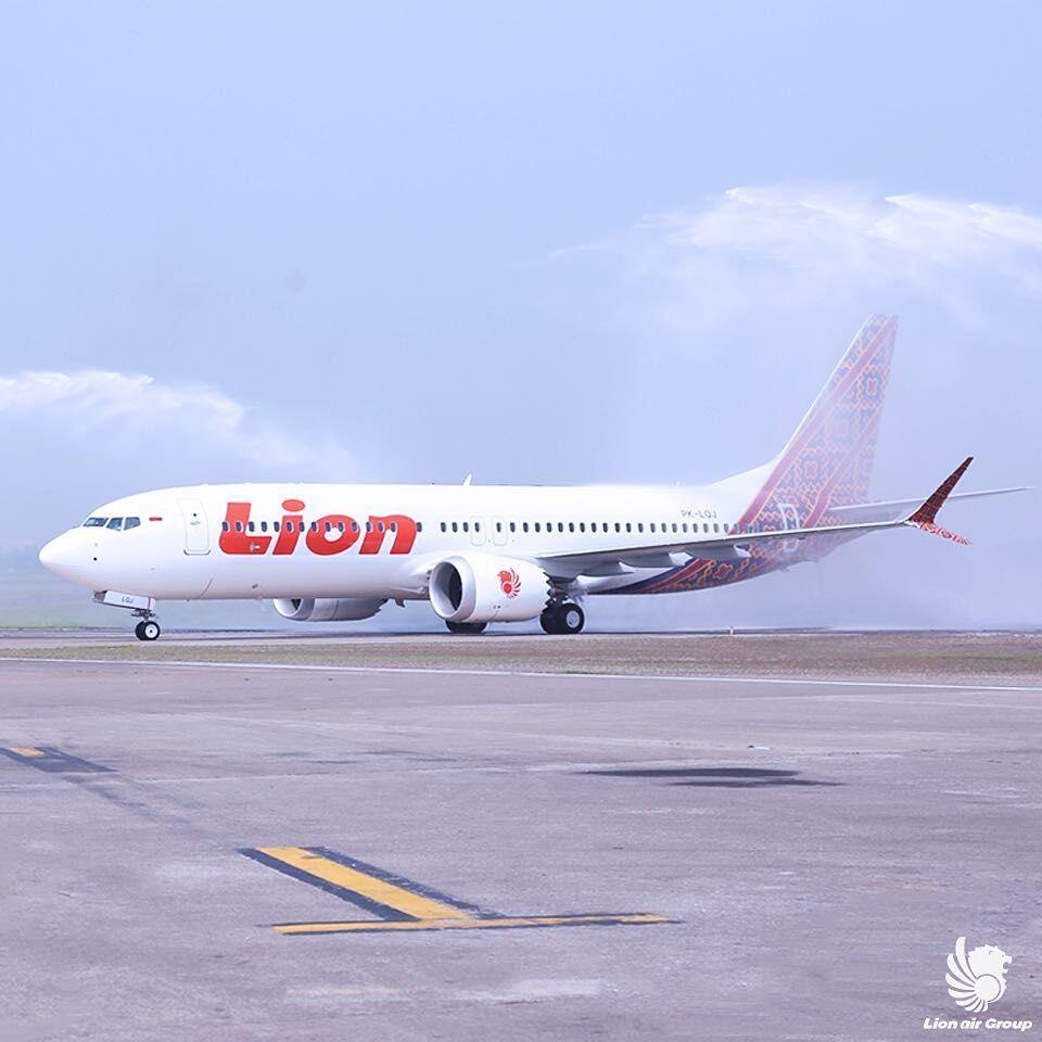 [BREAKING] Beredar Telegram Lion Air Jatuh, Basarnas Minta Heli ke AU