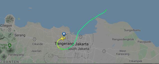 5 Kecelakaan Pesawat di Indonesia dalam 5 Tahun Terakhir