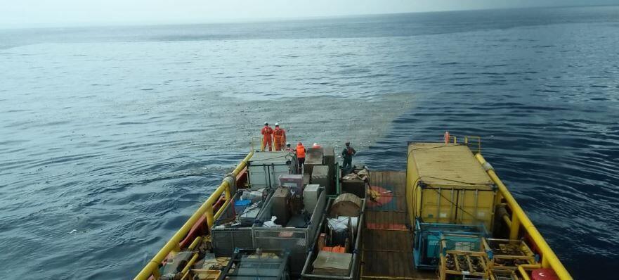 [BREAKING] VTS Tanjung Priok Jadi Saksi Jatuhnya Lion Air JT 610