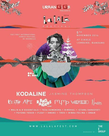 7 Festival Musik Indonesai yang Gak Kalah dengan di Luar Negeri