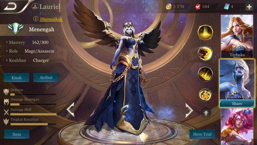 5 Hero Arena of Valor yang Punya Life Steal Gila-gilaan