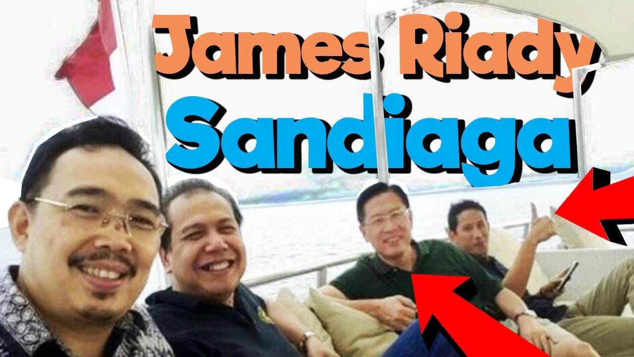 James Riady Penuhi Panggilan KPK