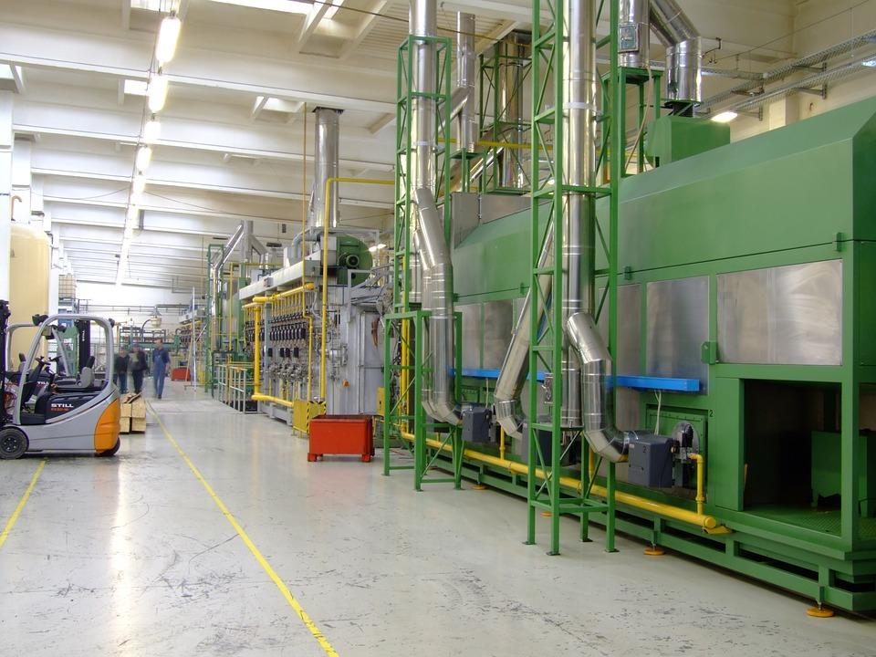 Sistem Kerjasama dalam Memperkenalkan Produk kimia industri untuk pabrik - pabrik