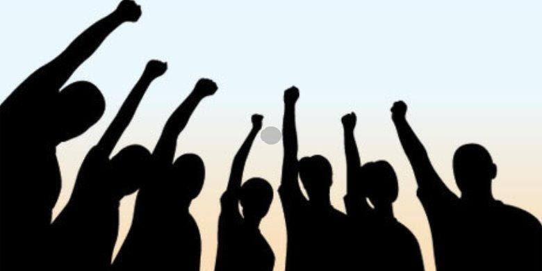bangkitlah pemuda pemudi Indonesia