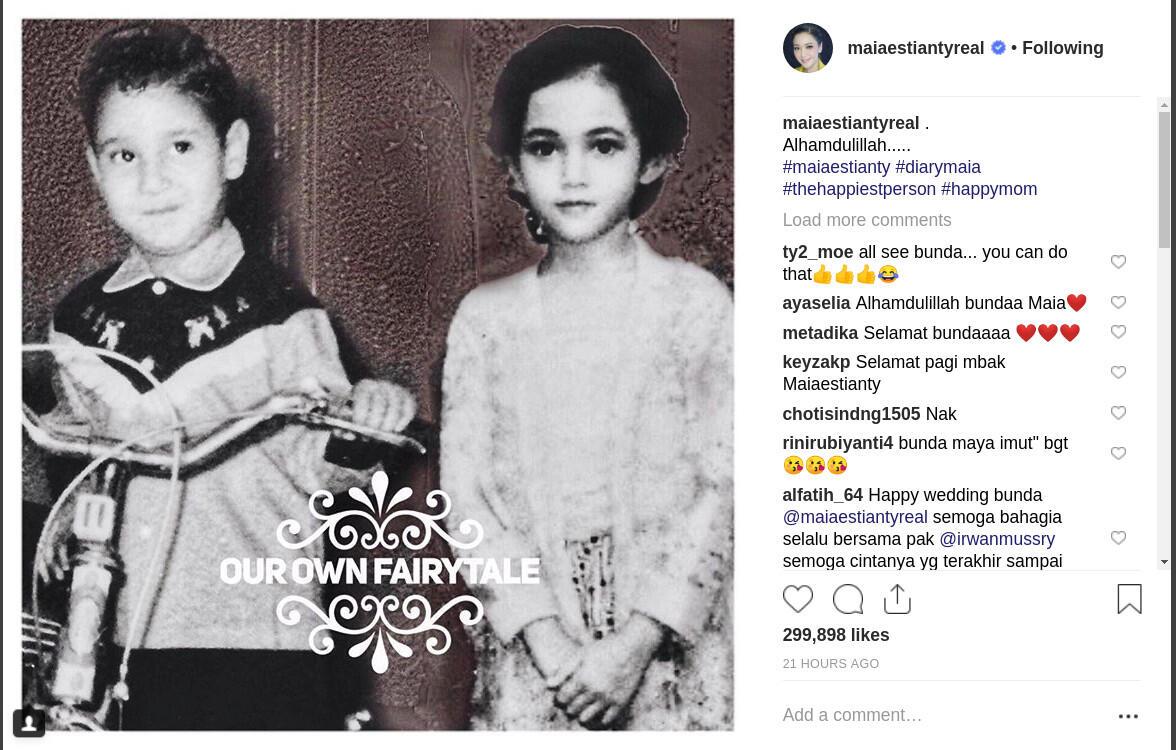 Dibuang Ahmad Dhani, Maia Estianty Dinikiahi Pengusaha Kaya, Ini Momen Pernikahannya!