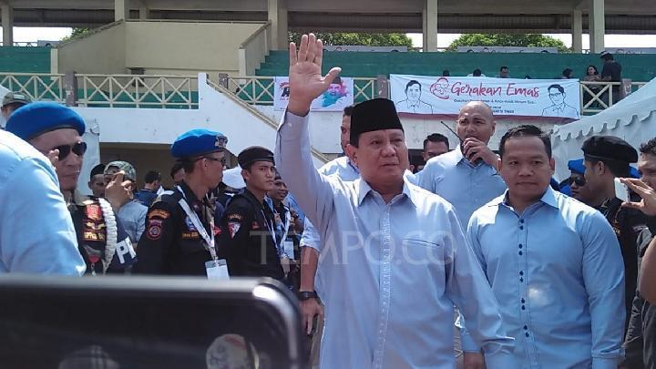 Prabowo Bertemu Tokoh Lintas Agama, Bicara Soal Kebhinekaan