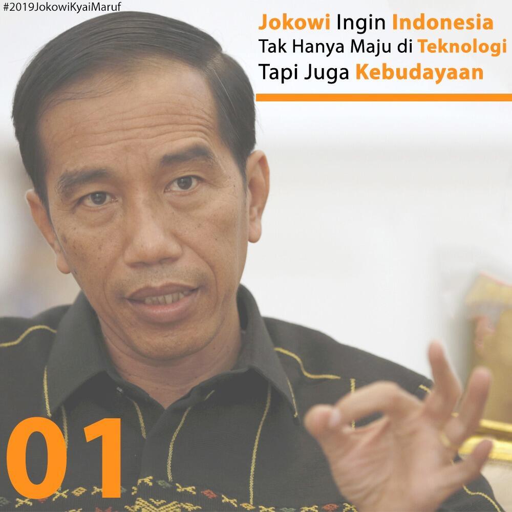 Doa Raja-raja Se-Indonesia untuk Jokowi
