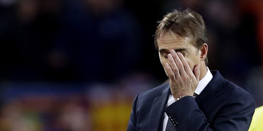 Real Madrid Akhirnya Resmi Menyudahi Kontrak Dengan Lopetegui