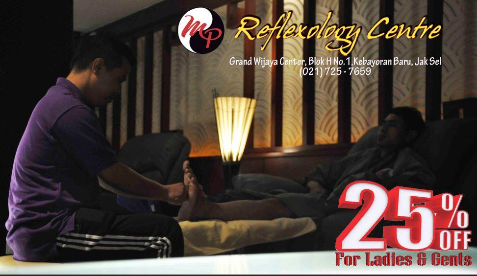 MP REFLEXOLOGY CENTRE #Diskon25%