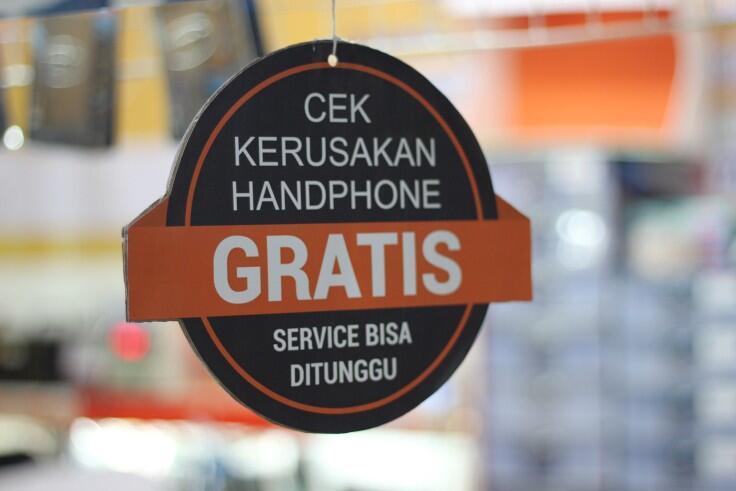 Tempat Service HP Bisa Ditunggu Daerah Bogor