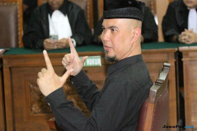 Ahmad Dhani Kembali Gagal Hadirkan Fadli Zon Jadi Saksi Meringankan