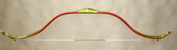 Tipe-tipe Desain dan Spek Busur untuk Horseback Archery