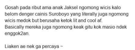 Wahai Pemuda Indonesia, Gunakanlah Bahasa Indonesia Yang Baik Dan Benar