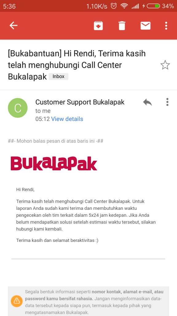 Saldo Bukadompet di BUKALAPAK RAIB (bukan Phising maupun Fake Log In)