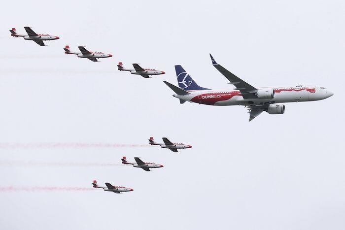 Mesin Boeing 737 Max pernah bermasalah
