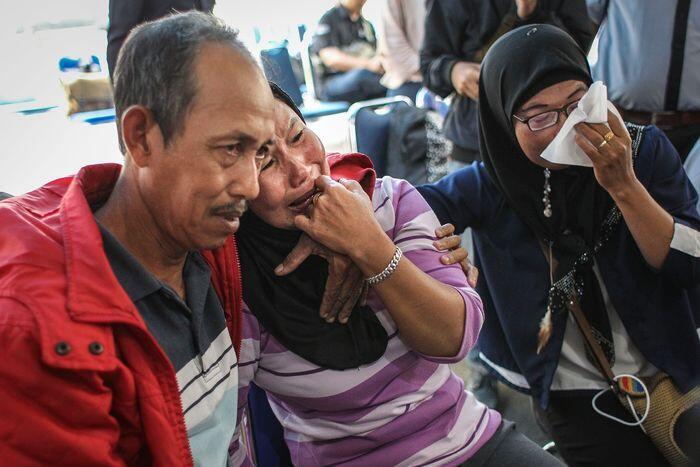 Besaran santunan yang berhak diterima keluarga korban insiden Lion Air