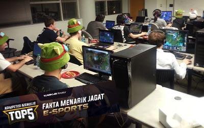 5 Kampus Yang Mendukung Penuh Fasilitas eSports Dalam League of Legends eSports