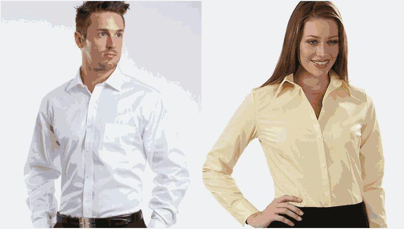 Ini alasan mengapa kancing kemeja priadan wanita berbeda sisi
