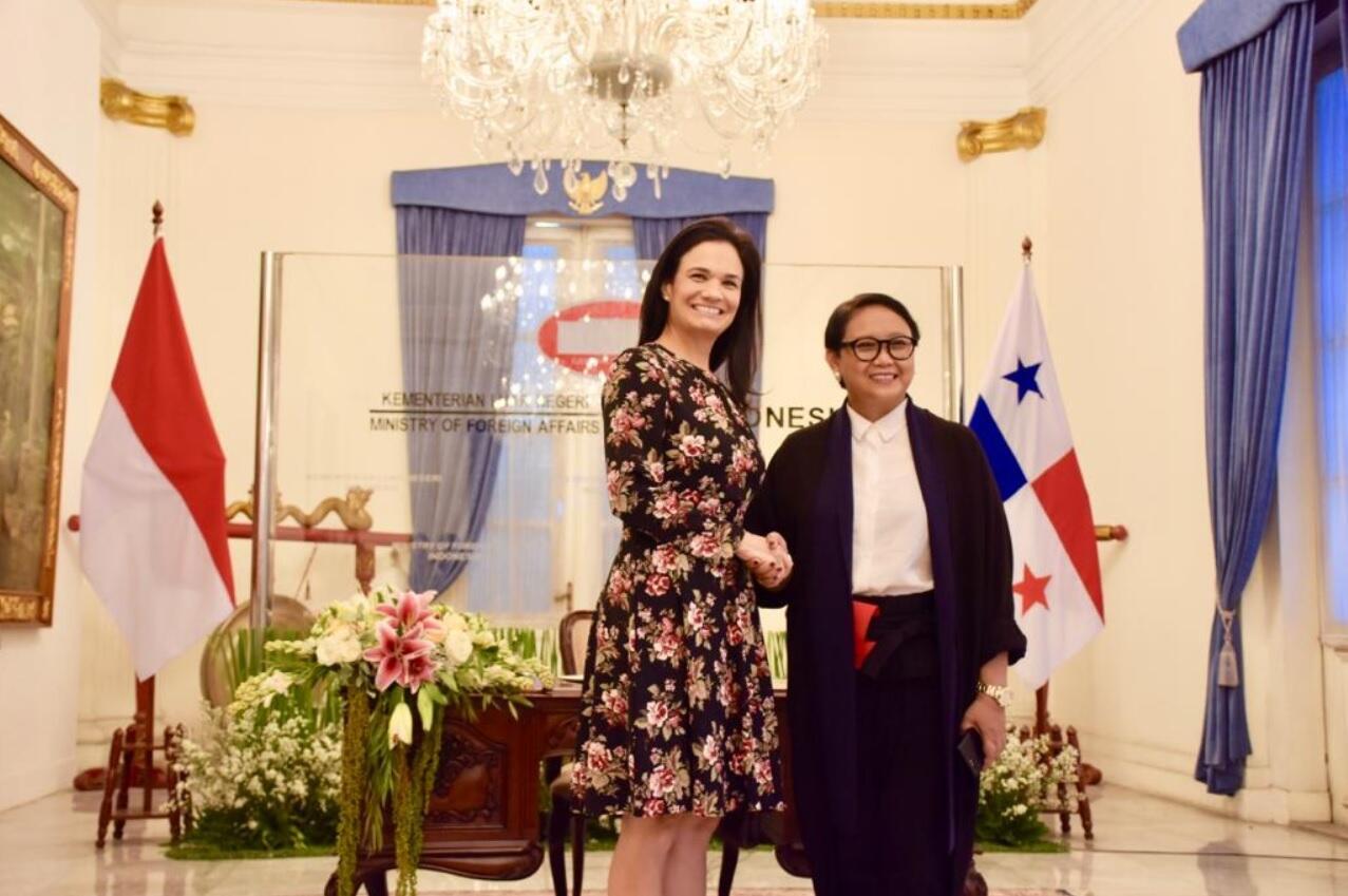 Kunjungan Historis, Babak Baru Hubungan Bilateral Indonesia-Panama