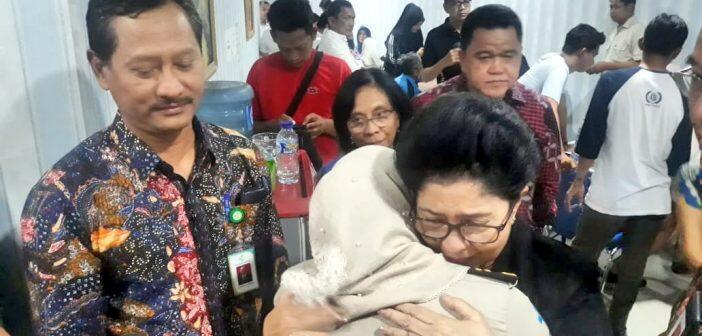 Kemenkes dan Polri Bantu Identifikasi Korban Jatuhnya Lion Air JT610