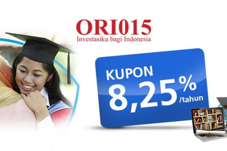 Hasil Penjualan ORI015 Capai Rp23,3 Triliun