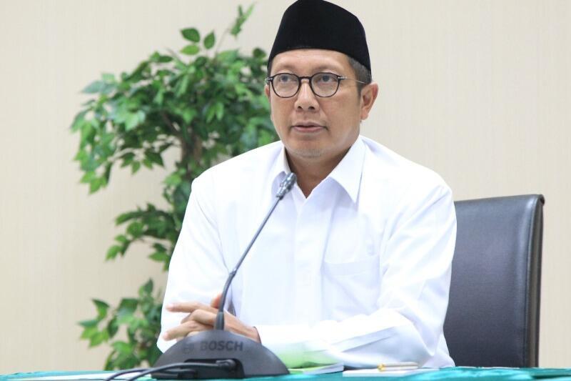 Menag Menerima Rp700 Juta Donasi Warga Riau untuk Korban Gempa Sulteng