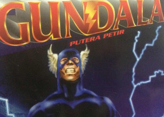 Simak First Look Abimana Sebagai Gundala!