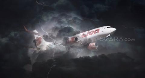 Kecelakaan Lion Air Sejak Awal Abad Milenium Dalam Grafis