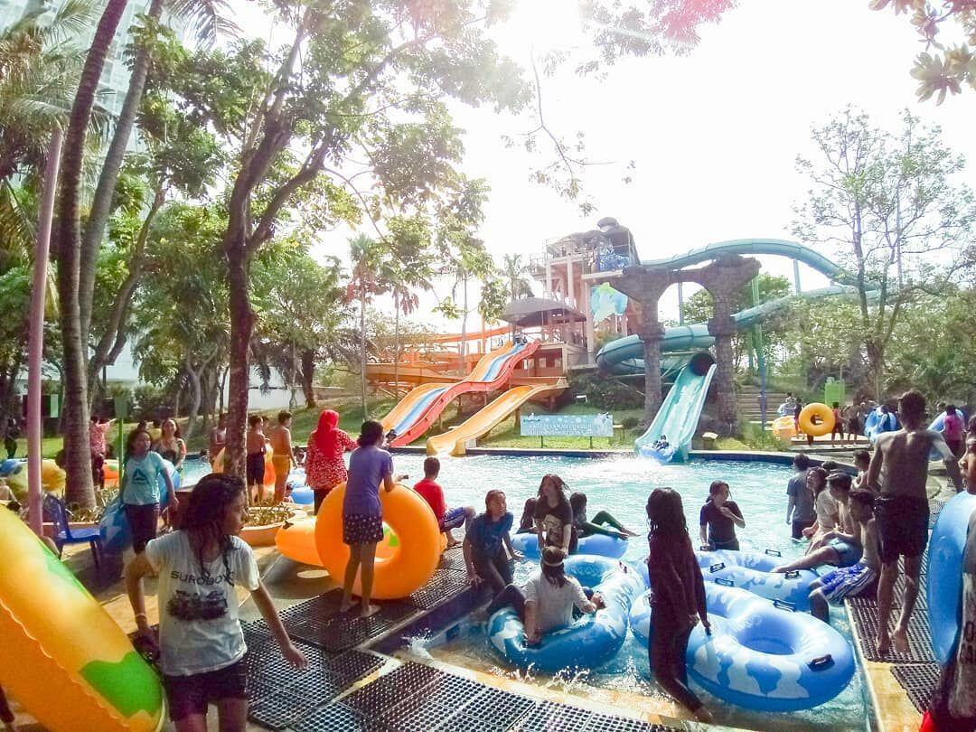 5 Waterpark Terbesar dan Terseru di Jawa Timur, Sudah Pernah Kesana?